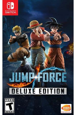 Игра Bandai Namco Jump Force. Deluxe Edition