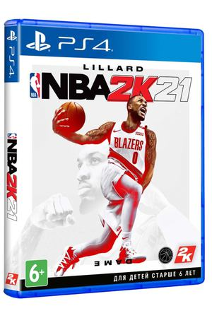 PS4 игра Take-Two NBA 2K21