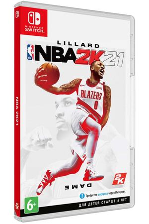 Игра Take-Two NBA 2K21