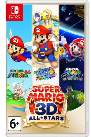Игра Nintendo Super Mario 3D All-Stars