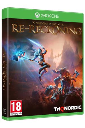Xbox One игра THQ Nordic Kingdoms of Amalur: Re-Reckoning СИ