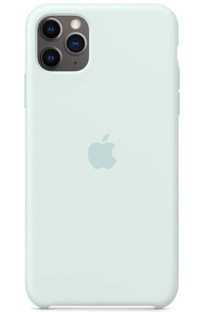 Чехол Apple iPhone 11 Pro Max Silicone Case Seafoam MY102ZM/A