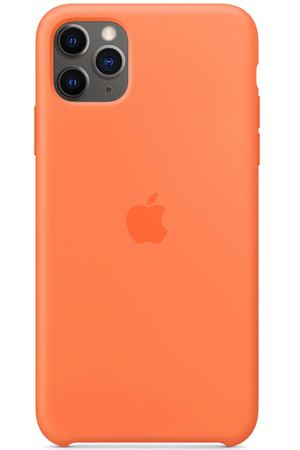 Чехол Apple iPhone 11 Pro Max Silicone Vitamin C (MY112ZM/A)