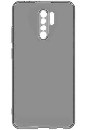 Чехол Vipe Color для Xiaomi Redmi 9, Transparent/Gray