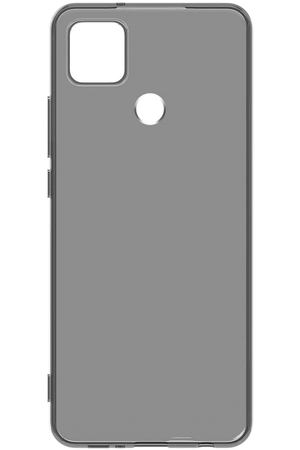 Чехол Vipe Color для Xiaomi Redmi 9C, Transparent/Gray