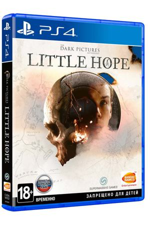 PS4 игра Bandai Namco The Dark Pictures: Little Hope