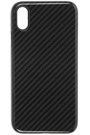 Чехол Barn&Hollis Carbon для iPhone XR High Gloss Grey