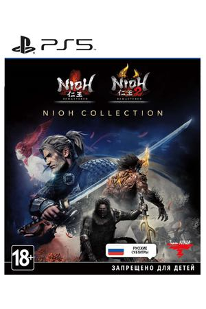 PS5 игра Sony Nioh Collection