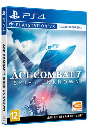 PS4 игра Bandai Namco Ace Combat 7: Skies Unknown