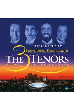 Виниловая пластинка Warner Music Classic The 3 Tenors:The 3 Tenors In Concert 1994