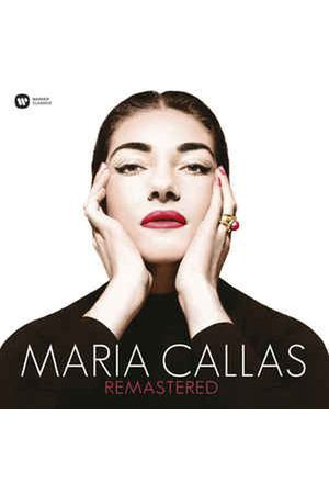 Виниловая пластинка Warner Music Classic Maria Callas:Remastered
