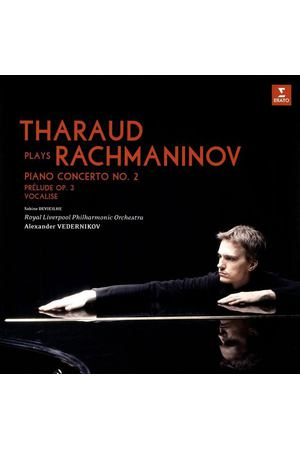 Виниловая пластинка Warner Music Classic RoyalLiverpoolPhilOrch:Tharaud Plays Rachmaninov