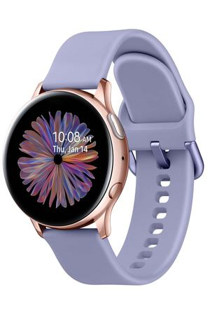 Смарт-часы Samsung Galaxy Watch Active2 Gold/Lavender SM-R830