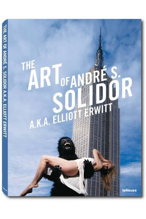 Книга Elliott Erwitt, The Art of Andre S. Solidor