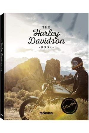 Книга The Harley Davidson Book
