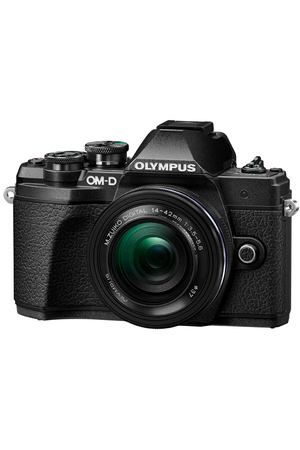 Фотоаппарат системный Olympus E-M10 Mark III Pancake Zoom kit