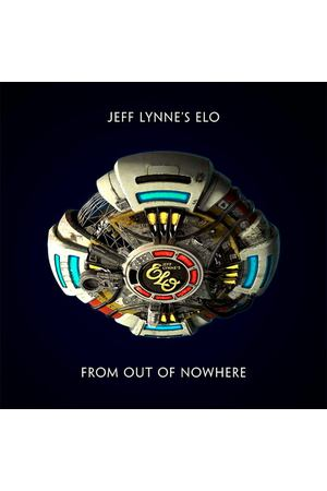 Виниловая пластинка Warner Music Jeff Lynne's ELO:From Out Of Nowhere/Black Vinyl