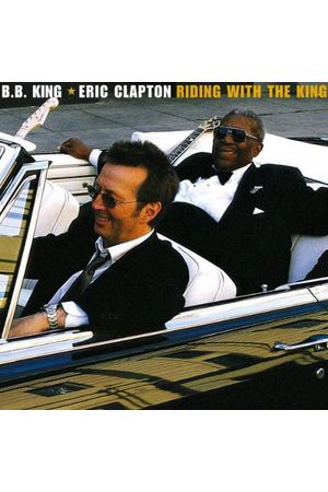 Виниловая пластинка Warner Music Eric Clapton, B.B. King:Riding With The King