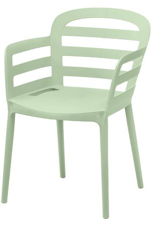 Стул Kaemingk furniture Boston 56.5x59x81cm зеленый
