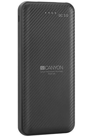 Внешний аккумулятор Canyon 10 000 mАч (CNE-TPBQ10B)