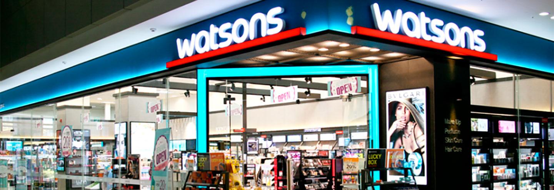 2b84b2c8c112e Watsons в Санкт-Петербурге – адреса магазинов, каталог одежды, часы ...