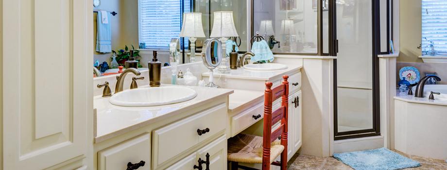 Как выбрать мебель для ванной комнаты - Свой дом | 350x920